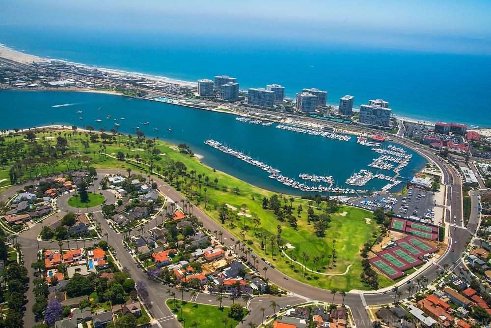 Glorietta Bay & Coronado Municipal Golf Course