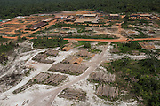 Logging Camp<br /> GUYANA<br /> South America