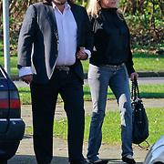 NLD/Huizen/20110402 - Uitvaart Floor van der Wal, Lucille Werner en partner Servaas Snoeijers