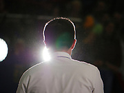02022020 - Des Moines, Iowa, USA: Former South Bend Indiana Mayor and Democratic Presidential Candidate Pete Buttigieg campaigns before the Iowa Caucuses, Sunday, February 2, 2020 in Des Moines, Iowa. (Jeremy Hogan/Polaris)