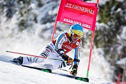 Felix Neureuther (GER) competes in 1st Run during Men Giant Slalom race of FIS Alpine Ski World Cup 55th Vitranc Cup 2015, on March 4, 2016 in Kranjska Gora, Slovenia. Photo by Ziga Zupan / Sportida