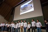 Presentatie ontwerp en rijders - Design and riders presentation