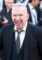Jean Paul Gaultier at the gala screening for the film Mal De Pierres (From the Land of the Moon) at the 69th Cannes Film Festival, Sunday 15th May 2016, Cannes, France. Photography: Doreen Kennedy