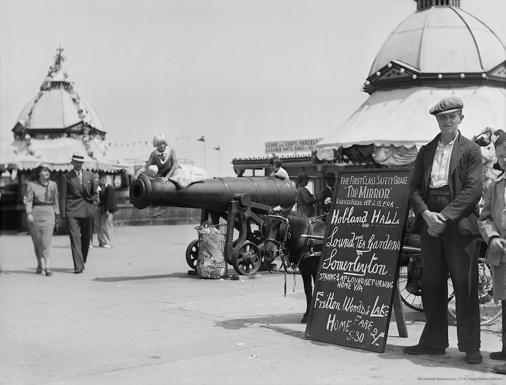 Great Yarmouth, Norfolk, England, 1925