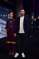 Amelia Warner and Jamie Dornan bei den British Independent Film Awards in London / 041216<br /> <br /> <br /> *** at the British Independent Film Awards in London on December 4th, 2016 ***