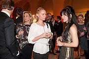 Jan de Smedt,  Marie Guerlain;  Claire Guerlain; Baroness Monica von Zadora-Gerlof , Opening of Golden Spider Silk. V. & A Museum, Cromwell Rd. London. 24 January 2012.