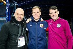 Bristol City Assistant Head Coach Dean Holden - Rogan/JMP - 09/01/2018 - Etihad Stadium - Manchester, England - Manchester City v Bristol City - Carabao Cup Semi Final First Leg.