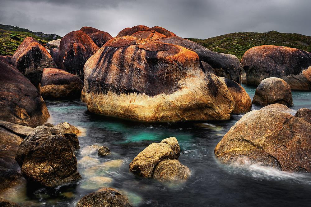 William Bay National Park, Western Australia.