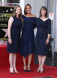 Jennifer Garner Honored With Star On The Hollywood Walk Of Fame. 20 Aug 2018 Pictured: Susannah Kay Garner Carpenter, Jennifer Garner, , and Melissa Garner Wylie. Photo credit: Jaxon / MEGA TheMegaAgency.com +1 888 505 6342