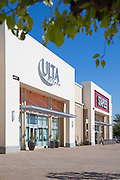 Ulta Beauty and Staples at The Shops at Rossmoor in Seal Beach