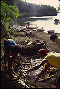 Tongan Feast, Vavau Island, Tonga, NMR, editorial use only<br />