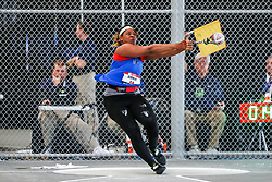 USATF Indoor Track and Field Championships<br /> held at Ocean Breeze Athletic Complex in Staten Island, New York on February 22-24, 2019; USATF Indoor Track and Field Championships<br /> held at Ocean Breeze Athletic Complex in Staten Island, New York on February 22-24, 2019; Womens Weight Throw,