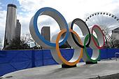Olympics-Atlanta City Views-Feb. 28, 2020
