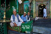 The Shah Hamdan Shrine, Srinagar's most decorative Mosque, Kashmir.
