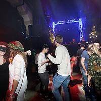 Nederland, Amsterdam , 14 december 2012..Avond clubbing tot 01.00u s'nachts in de kerk van Hotel Arena..Foto:Jean-Pierre Jans