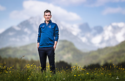 25.04.2018, Bad Häring, AUT, Stefan Denifl im Portrait, im Bild der Österreichische Radfahrer Stefan Denifl während eines Fototermins // the Austrian Cyclist Stefan Denifl during a Photoshooting in Bad Häring, Austria on 2018/04/25. EXPA Pictures © 2018, PhotoCredit: EXPA/ JFK