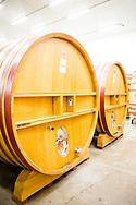 The Blending House hos Cascade Brewing. Här görs surölen.<br /> Portland, Oregon, USA. <br /> Foto: Christina Sjögren