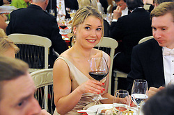 OLGA ELISEEVA at the 13th annual Russian Summer Ball held at the Banqueting House, Whitehall, London on 14th June 2008.<br /><br />NON EXCLUSIVE - WORLD RIGHTS