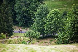 Jan Tratnik during Slovenian Road Cycling Championship in time trial 2020 on June 28, 2020 in Zg. Gorje - Pokljuka, Slovenia. Photo by Peter Podobnik / Sportida.