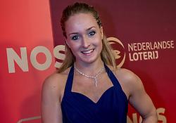 21-12-2016 NED: Sportgala NOC * NSF 2016, Amsterdam<br /> In de Amsterdamse RAI vindt het traditionele NOC NSF Sportgala weer plaats / Céline van Gerner (Zwolle, 1 december 1994) is een Nederlands turnster.