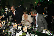 Bob Manukian, Cherie Booth, Charles Rifkind, Cherie Booth, Gala champagne reception and dinner in aid of CLIC Sargent.  Grosvenor House Art and Antiques Fair.  Grosvenor House. Park Lane. London. 14 June 2006. ONE TIME USE ONLY - DO NOT ARCHIVE  © Copyright Photograph by Dafydd Jones 66 Stockwell Park Rd. London SW9 0DA Tel 020 7733 0108 www.dafjones.com