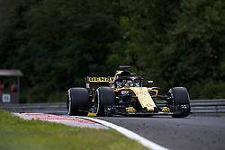 July 27, 2018 - Budapest, Hungary - Motorsports: FIA Formula One World Championship 2018, Grand Prix of Hungary, .#27 Nico Hulkenberg (GER, Renault Sport Formula One Team) (Credit Image: © Hoch Zwei via ZUMA Wire)