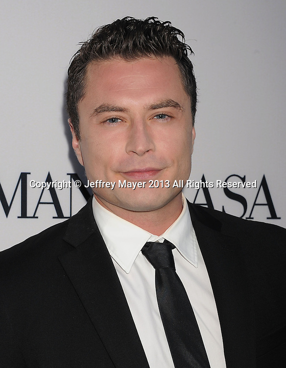 LOS ANGELES, CA- AUGUST 08: Actor Kevin Ryan arrives at the 'Paranoia' - Los Angeles Premiere at DGA Theater on August 8, 2013 in Los Angeles, California.