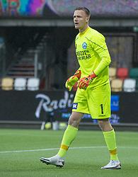 Oscar Hedvall (Silkeborg IF) under kampen i 1. Division mellem Silkeborg IF og FC Helsingør den 21. november 2020 i JYSK Park (Foto: Claus Birch).