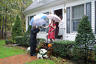 10/17/09 - 1:54:54 PM - MAYS LANDINGS, NJ: Laurie & Tony - October 17, 2009 (Photo by William Thomas Cain/cainimages.com)
