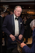 ANDREW PARKER BOWLES, Ralph Lauren host launch party for Nicky Haslam's book ' A Designer's Life' published by Jacqui Small. Ralph Lauren, 1 Bond St. London. 19 November 2014