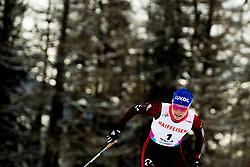February 2, 2018 - Goms, SWITZERLAND - 180202 competes in the women's 7,5/7,5 km skiathlon during the FIS U23 Cross-Country World Ski Championships on February 2, 2018 in Obergoms..Photo: Vegard Wivestad GrÂ¿tt / BILDBYRN / kod VG / 170095 (Credit Image: © Vegard Wivestad Gr¯Tt/Bildbyran via ZUMA Press)