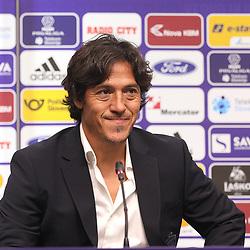 20200903: SLO, Football - Mauro Camoranesi as a new coach of NK Maribor