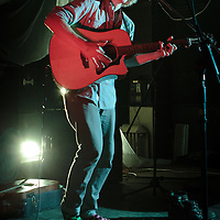 Alex Hulme performing live on the first Animals on Toast night at Antwerp Mansion, Manchester, United Kingdom, 2012-09-15