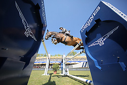 Weishaupt Philipp, (GER), Chico<br /> Longines Global Champions Tour - Grand Prix of Hamburg<br /> Hamburg - Hamburger Derby 2016<br /> © Hippo Foto - Stefan Lafrentz