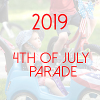 Norwood 2019 Parade 4th of July