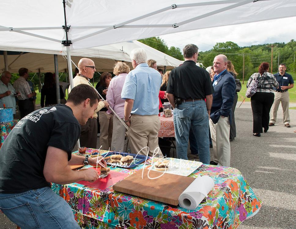 Business After Hours at Bolduc Park June 27, 2012.
