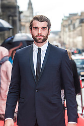 Stanley Weber.<br /> Closing night of EIFF gala screening of Not Another Happy Ending at the Festival Theatre.<br /> ©Michael Schofield.