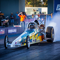 Kirsty Cunningham - 1876 - Kwikchic Racing - Dragster Chev - Super Competition (C/DA)