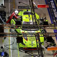 #95, Aston Martin Racing, Aston Martin Vantage AMR, LMGTE Pro, driven by:  Marco Sorensen, Nicki Thiim, Darren Turner, 24 Heures Du Mans  2018, , 17/06/2018,