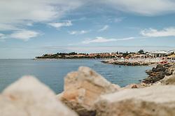 THEMENBILD - Stadtansicht von Novigrad, aufgenommen am 04. Juli 2020 in Novigrad, Kroatien // City view of Novigrad, in Novigrad, Croatia on 2020/07/04. EXPA Pictures © 2020, PhotoCredit: EXPA/ Stefanie Oberhauser