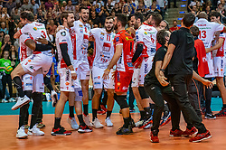 18-05-2019 GER: CEV CL Super Finals Zenit Kazan - Cucine Lube Civitanova, Berlin<br /> Civitanova win the Champions League by beating Zenit in four sets / Civitorena celebrate