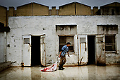 Tunesian butcher