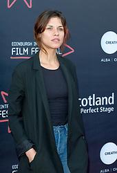 Edinburgh International Film Festival, Thursday, 21st June 2018<br /> <br /> Jury Photocall<br /> <br /> Pictured:  Ana Ularu<br /> <br /> (c) Alex Todd   Edinburgh Elite media