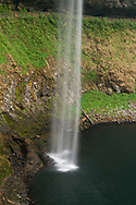 South Falls of Silver Creek, Mount Hood, OR.