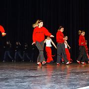 Dansen voor Azie, Modance Spant Bussum.kinderen, podium,