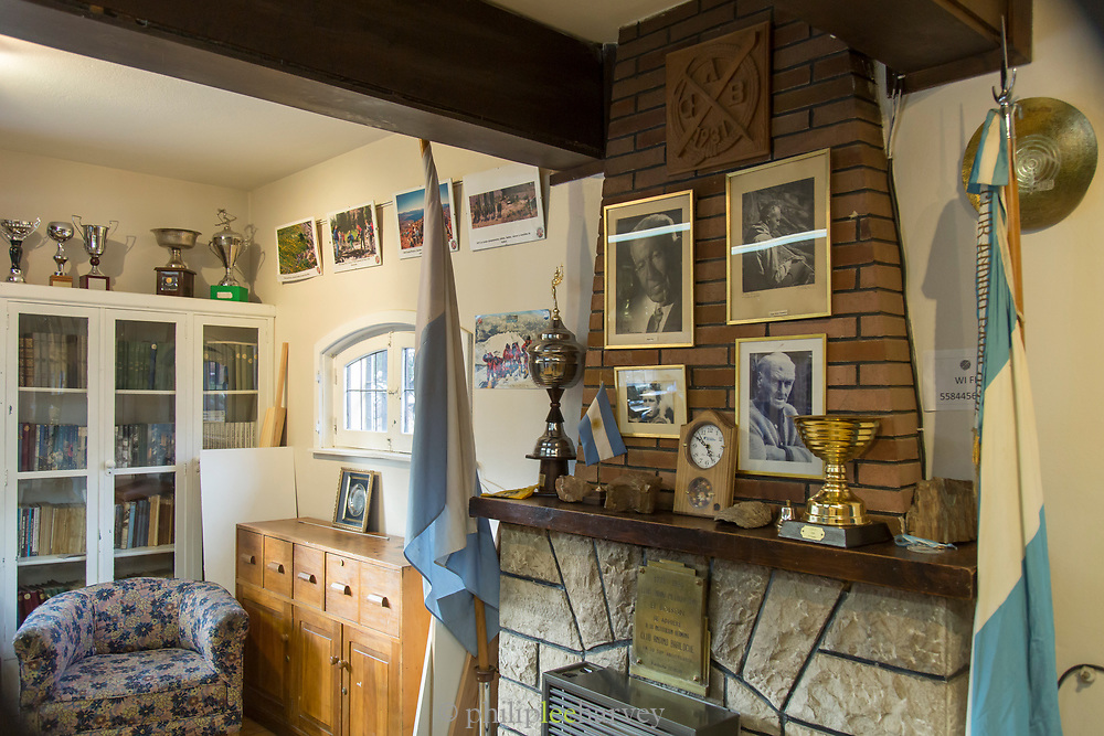 View of Inside Club Andino Bariloche, San Carlos de Bariloche, Argentina