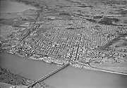 "Ackroyd 02520-06. ""Vancouver Washington aerials. November 8, 1950"""