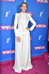 Blake Lively attends the 2018 MTV Video Music Awards at Radio City Music Hall on August 20, 2018 in New York City. Photo by Lionel Hahn/ABACAPRESS.COM