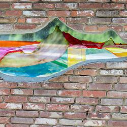 22-05-2020: Nieuws: Stockfotos: Nederland<br />Kunstwerken Kuiperberg Ootmarsum