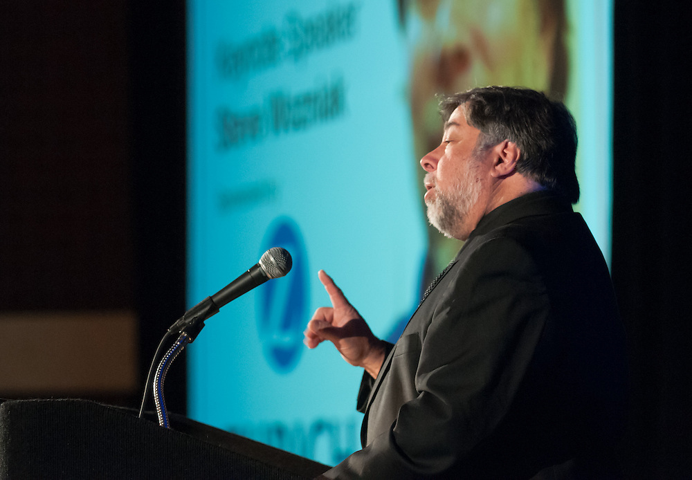 Apple co-founder, Steve Wozniak, is a Silicon Valley legend. He is known as a pioneer of the personal computer revolution of the 1970s and 1980s, along with Apple co-founder Steve Jobs.<br />